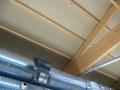 Panel sandwich, aglomerado, madera, hidrófugo, cubierta, cubiertas, techos, Madrid