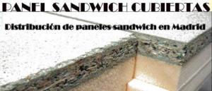 panel sandwich cubiertas